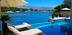 Destination management in Croatia - Luxury villa